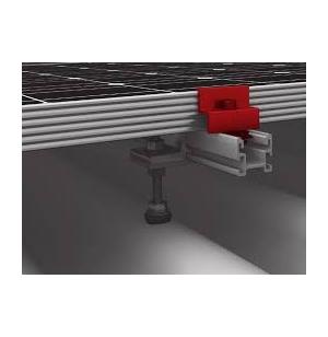 Kit  pour fixation du rail
