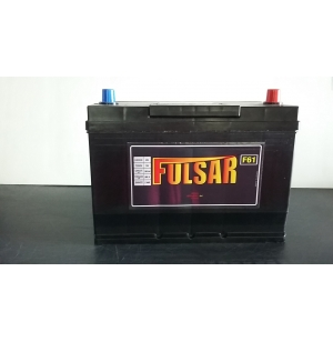 Batterie FULSAR 100 Ah ASIA - 12v +D