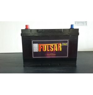 Batterie FULSAR 100 Ah ASIA - 12v +G