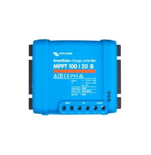Contrôleur de charge SmartSolar 12V/24V MPPT 100/20 - 20A