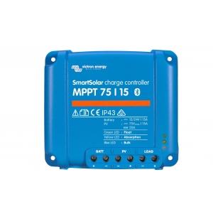 SmartSolar  12V/24V MPPT 75/15 - 15A