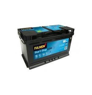 Batterie AGM Start&Stop 80Ah