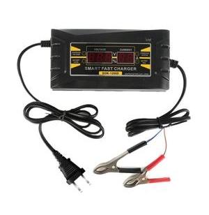 Chargeur de batterie automobile  12V 6Ah