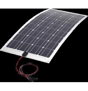 Panneau solaire semi-flexible 12v - 100Wc