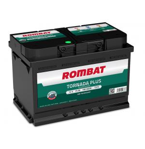 Batterie Rombat 75 Ah - 12v