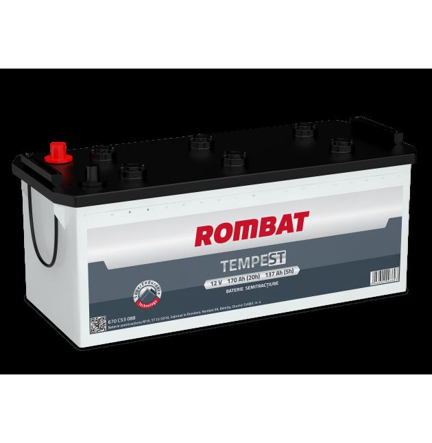 Batterie Rombat 170a - 12v - Tempest
