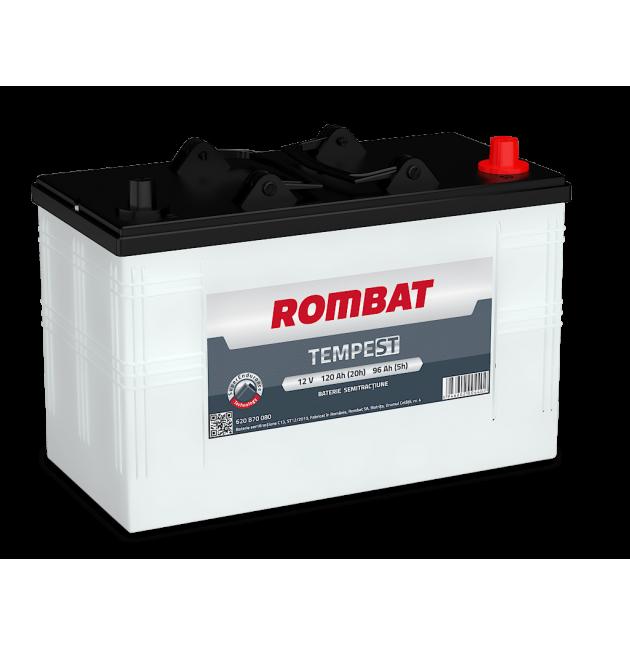 Batterie Rombat 120a - 12v - Tempest