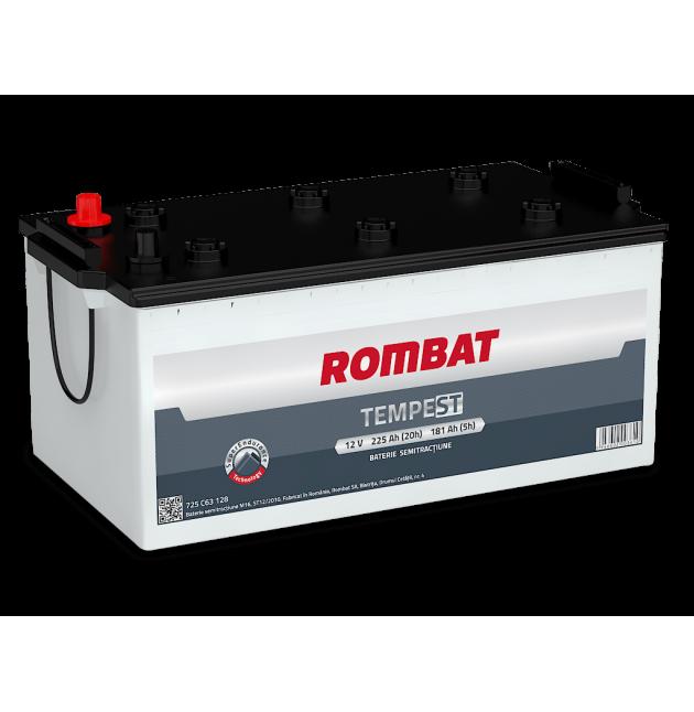 Batterie Rombat 225a - 12v - Tempest